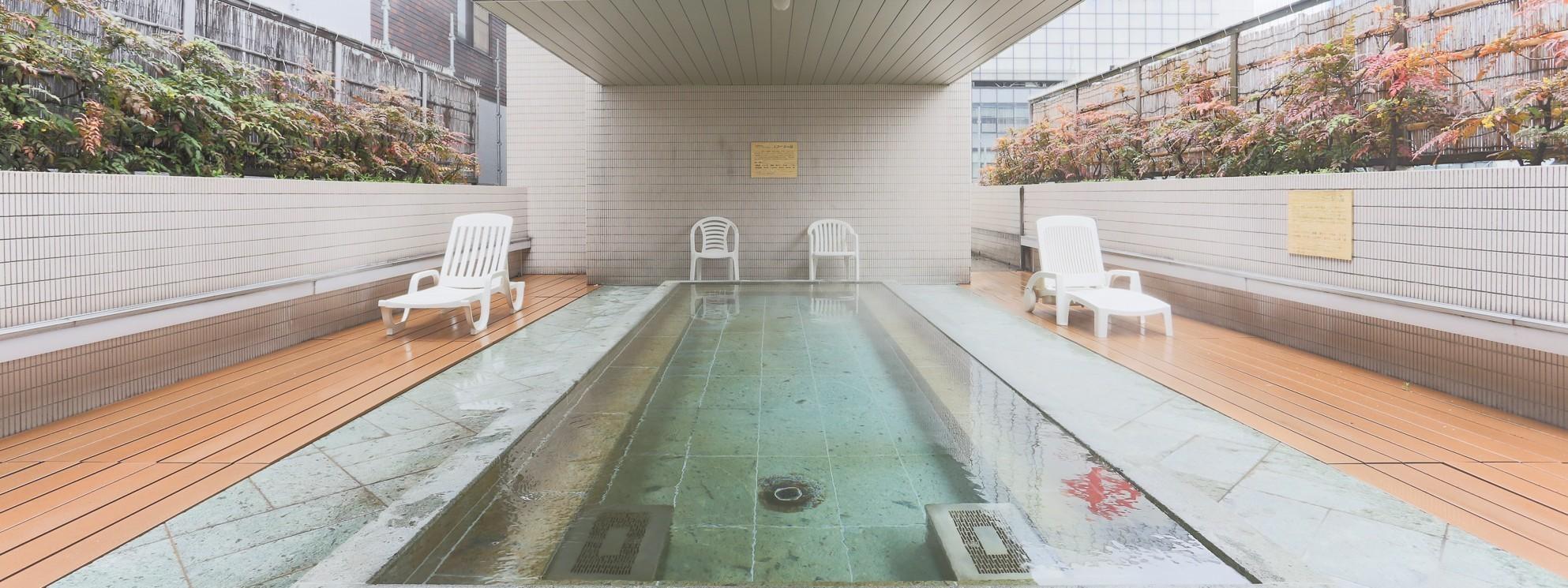 上野駅徒歩1分 【公式】サウナ&カプセルホテル北欧