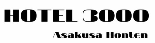 Hotel 3000, Asakusa, Head office