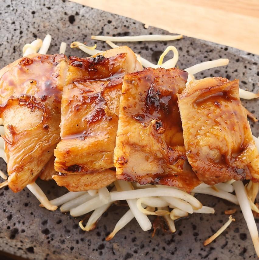 烤鸡大腿肉酱