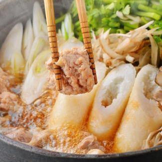きりたんぽ鍋 (2~3名様で)