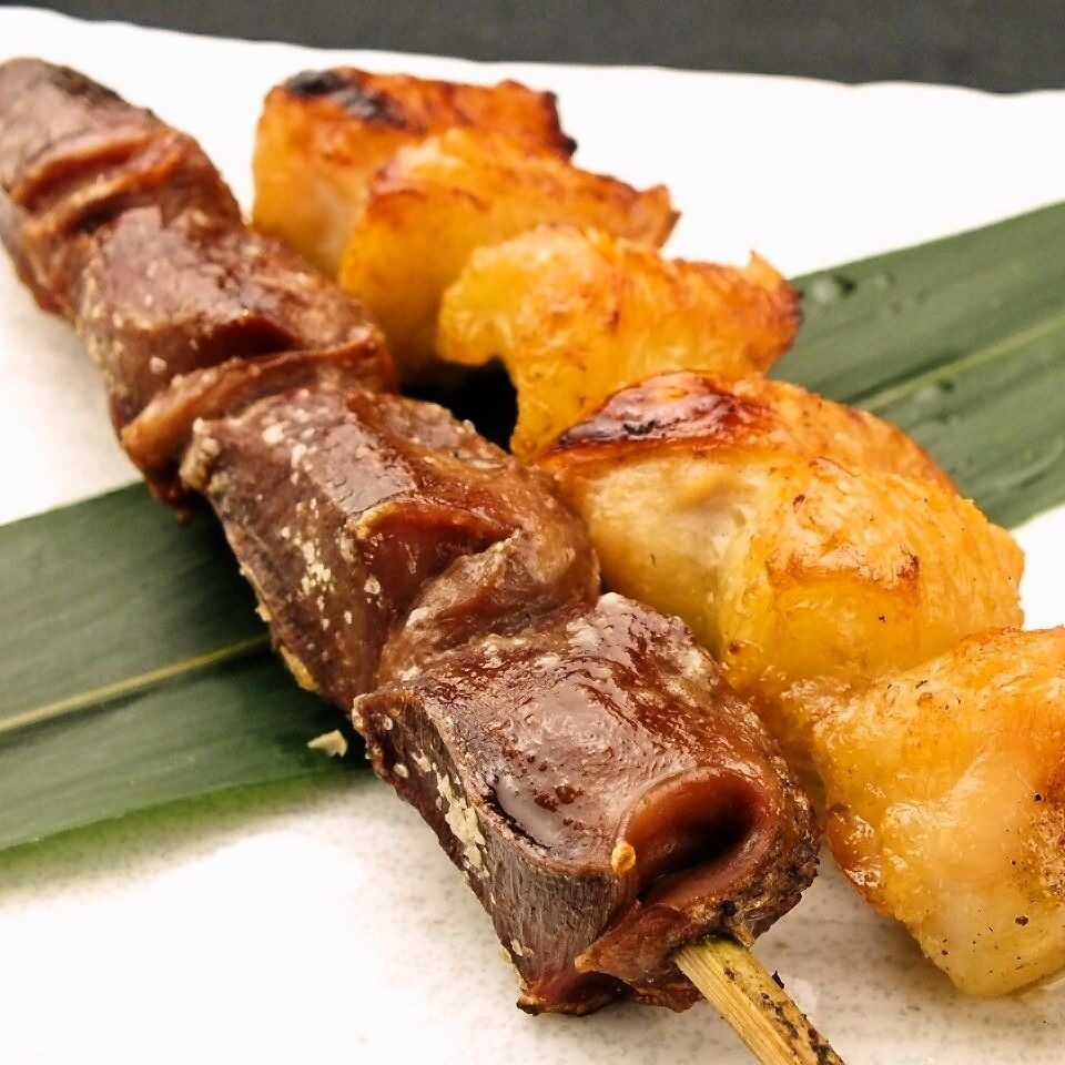 【Limited Edition】 Egonomi's skewers ※ 1 person per person only
