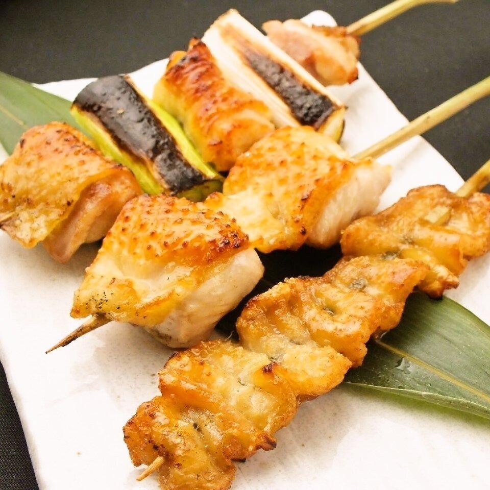 【龍Chicken雞】托里串燒