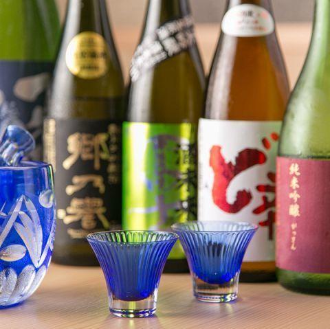 直接在秋田稀有酒清酒