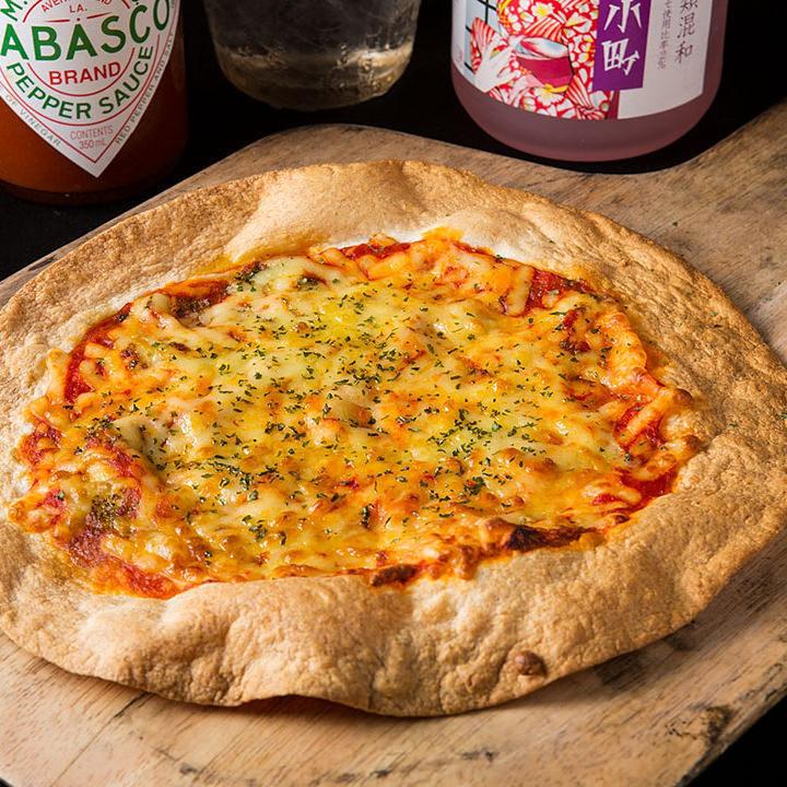 데리야끼 일본식 피자 / 리타 / 마요콘삐자