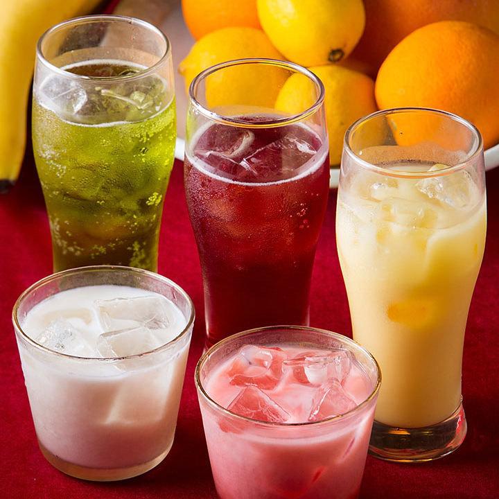 受欢迎的鸡尾酒浓缩★还有土豆,小麦和紫苏烧酒等。