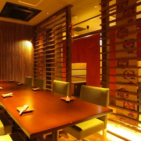 [Second floor] party area.Ideal for various banquet in 12 people before and after ◎
