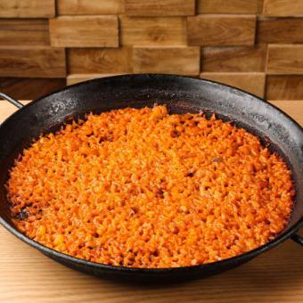 Allosu Abanda (seafood) 1 servings