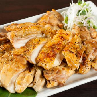 Oyama chicken grilled