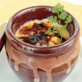 Pot roast mousse