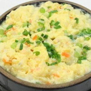 わかめスープ/野菜卵スープ