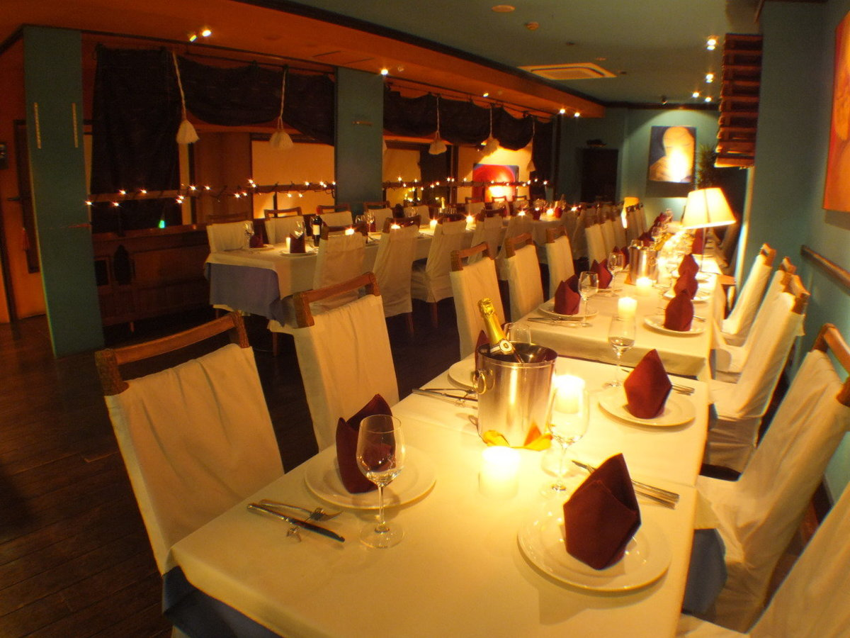 «3F» It is an adult atmosphere where you can calm down and enjoy dinner