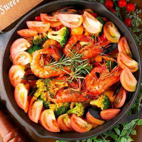 ★ Organic Detox ★ Plenty of Kale's Bouillabais Tomato Nabe Course <90 minutes of all you can drink> 4000 yen