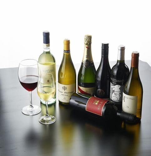 ワインが楽しめるお店♪
