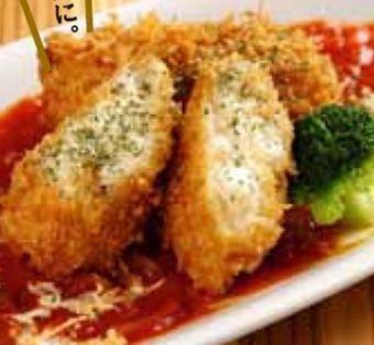 Sakai port crab cream croquette