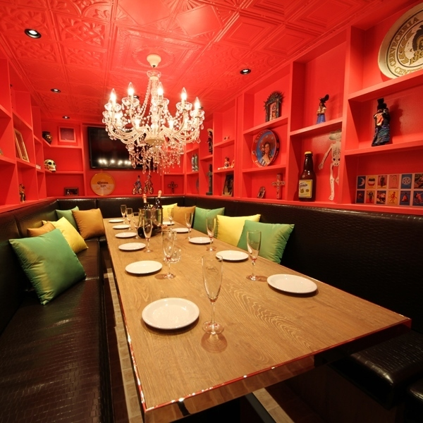 【VIP1】 Colorful Latin resort private room