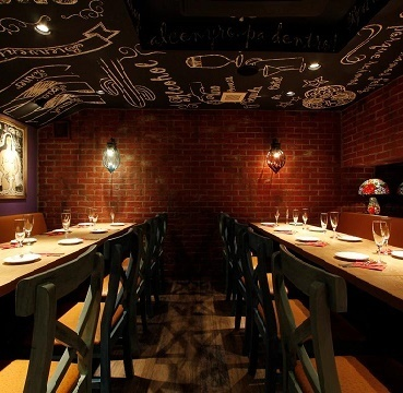 【VIP 3】 Group must see! Private private room private! Up to 23 people OK!