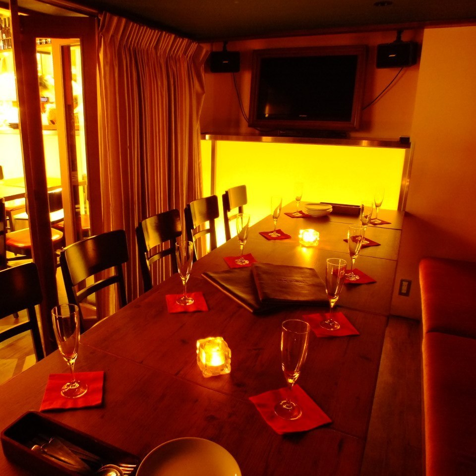 【VIP 4】 Dream adults Luxury private room