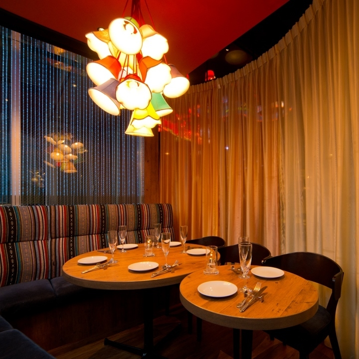 【Curtain private room】 4 people ~ 16 persons max