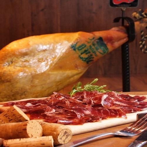 【我們推店!】最高級的伊比利亞豬Bejota生火腿