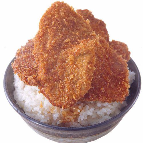 特製かつ丼(六枚)