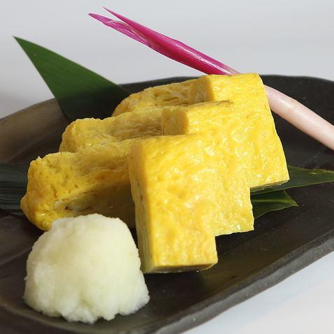 豚バラ生姜焼き/玉子焼き