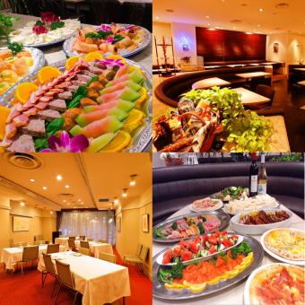 【各種宴会に合わせてお料理をご用意】お客様に合わせたコースのご用意が可能です