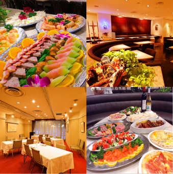 [We prepare dishes according to various banquets] We can prepare courses according to customers