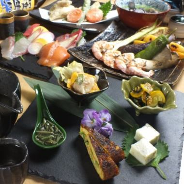 【在宴会或女孩聚会上♪】多摩或推荐的套餐3000日元。我们也会根据您的预算回复♪