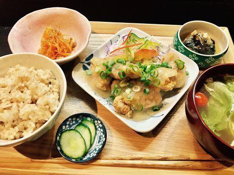 (每日更换)Chicken's Tatsuta炒酱
