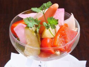 東北蔬菜自製泡菜