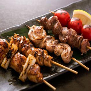 串盛り 5 種