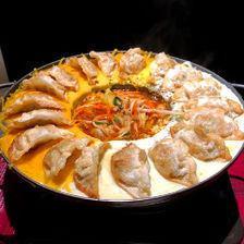 『チーズだっカル餃子含む全112種食べ飲み放題コース』《3時間2980円》◆餃子好きに♪