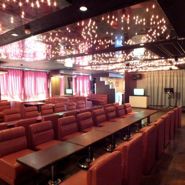 6・7・8Fはカラオケのあるパーティーフロアでサークルの飲み会やコンパ・2次会まで楽しめます!
