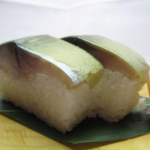 さば寿司(2カン)