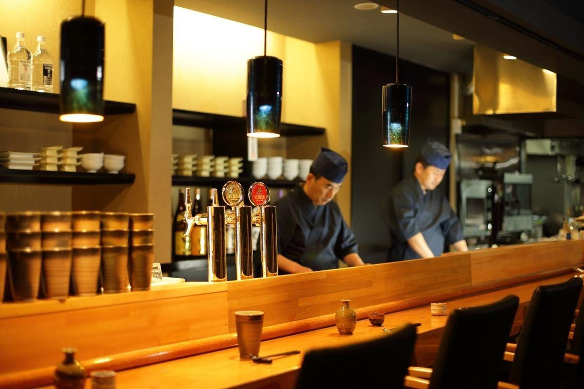 老舗料亭、大清水多賀の味を継承。和の職人×高級食材(割烹酒場TAGA)