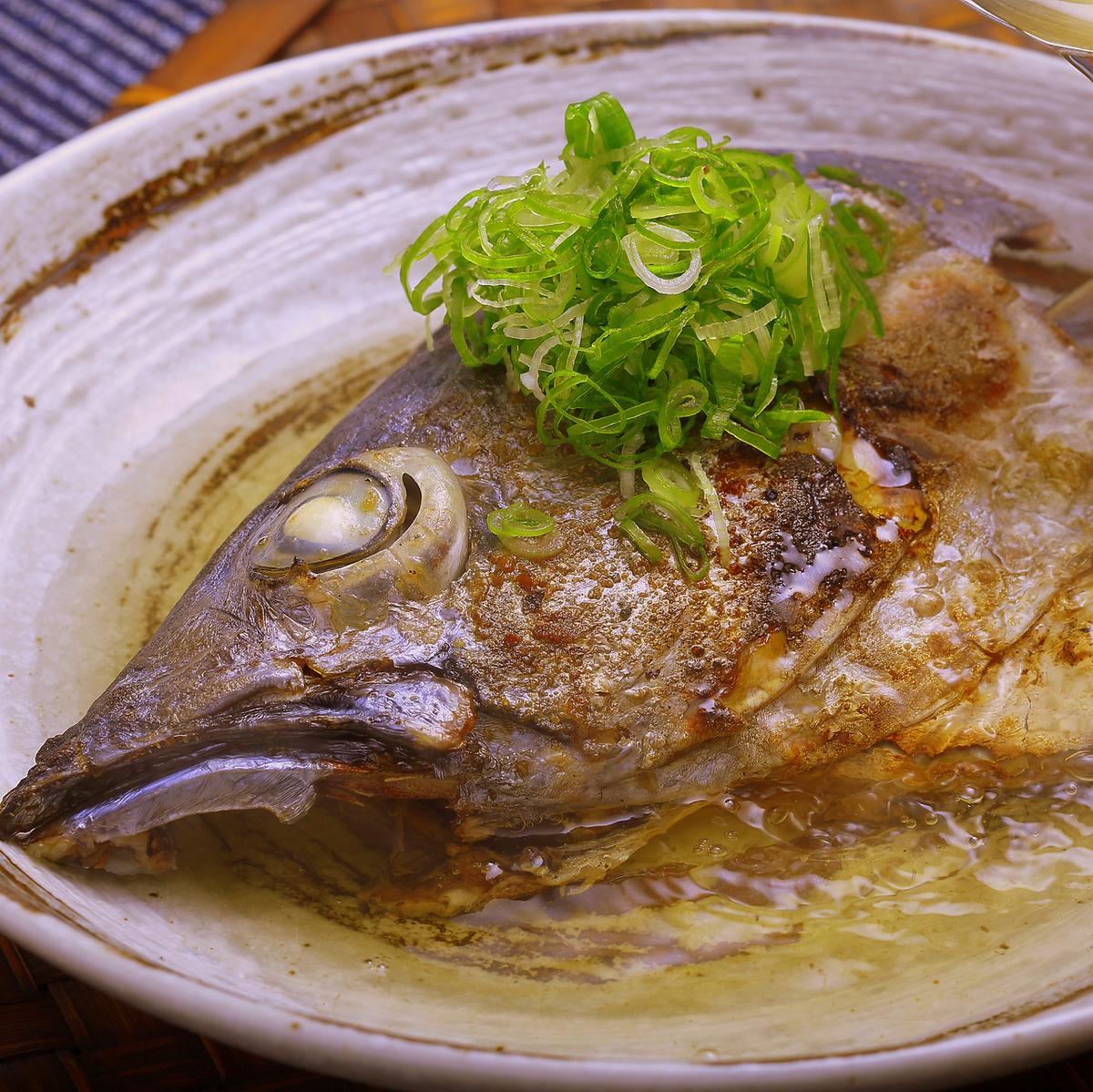 调味鲣鱼头盔