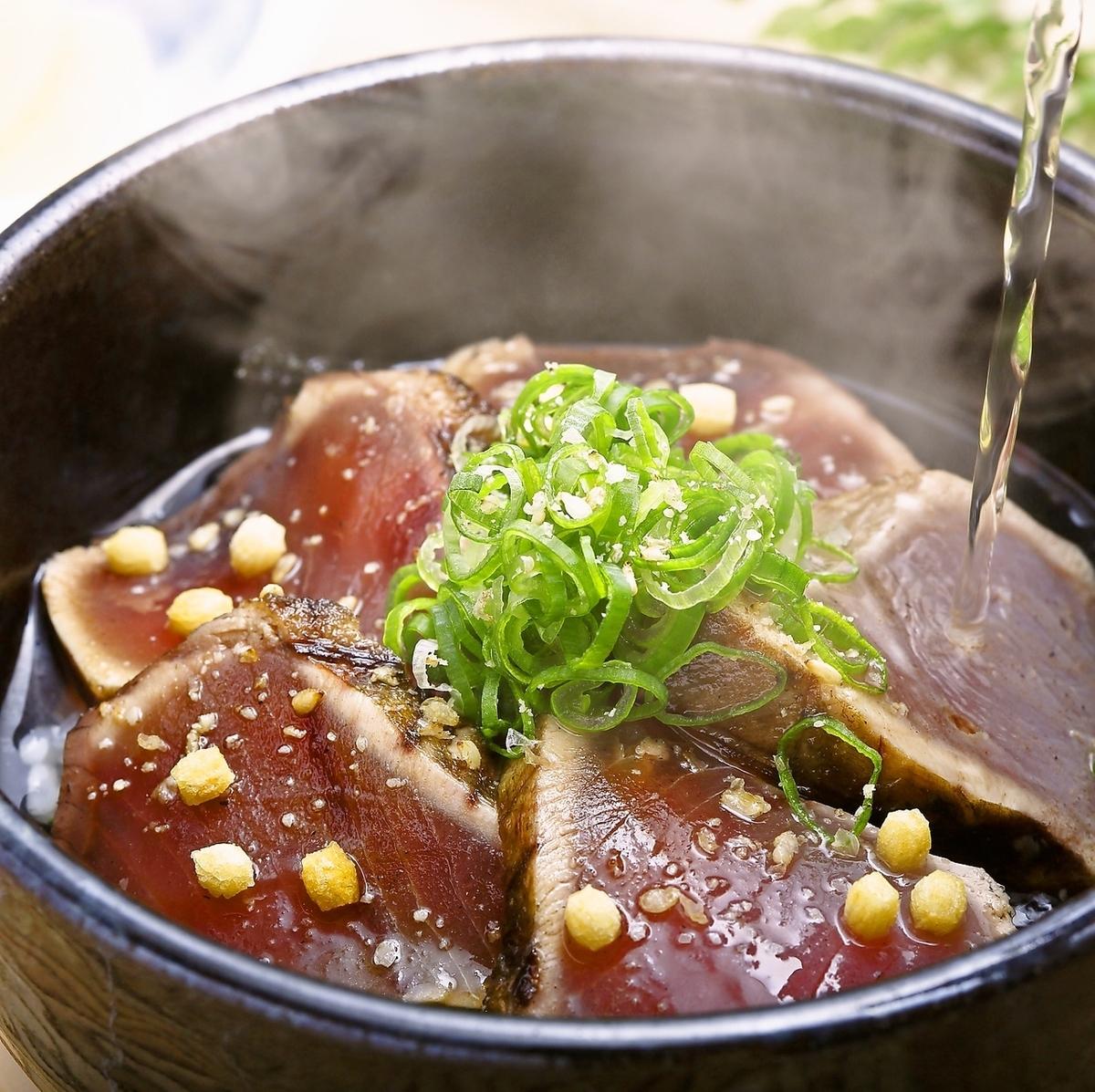 鲣鱼渔夫的Ochazuke