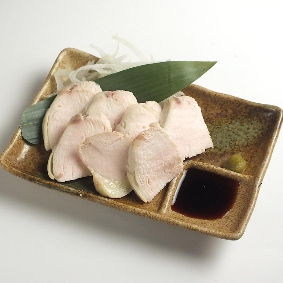 わさび醤油DE鶏むね肉