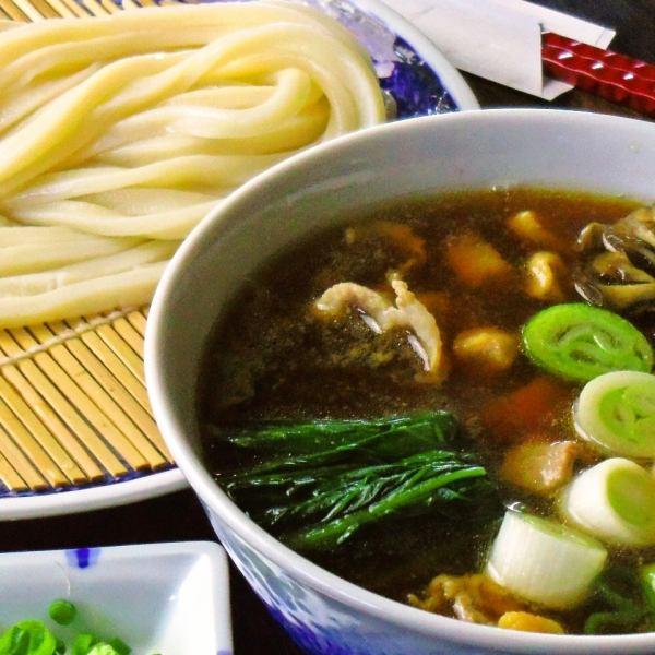 Gravy noodles (juice temperature)