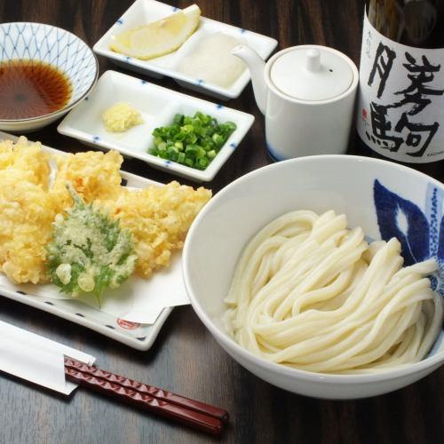 Kashiwa raw soy sauce cold and hot