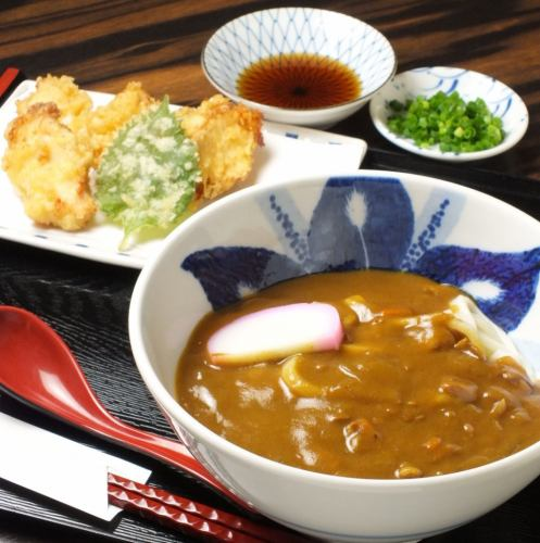 Kashiwa Curry Udon
