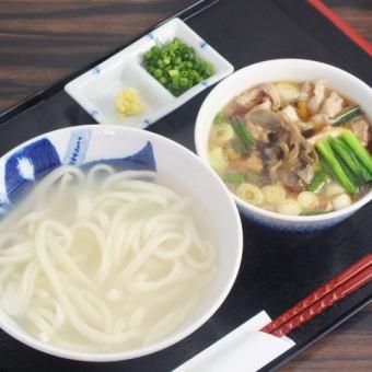 Gravy udon yudame