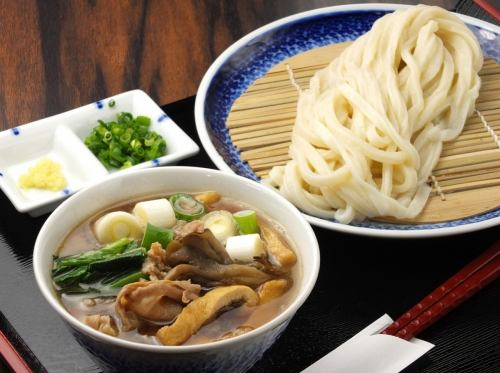 [Recommended by the owner!] Gravy udon (soup temperature) Cold / hot