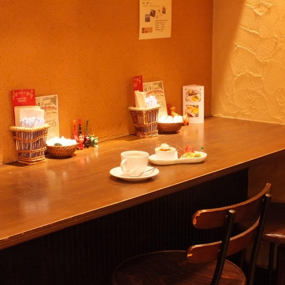我們也為座位準備了!即使一個人也可以放鬆而不用擔心k!我們也歡迎提供咖啡館和食物!【Kashiwa / Charent / Girls'Association / Mama /在你的生日/週年紀念日★