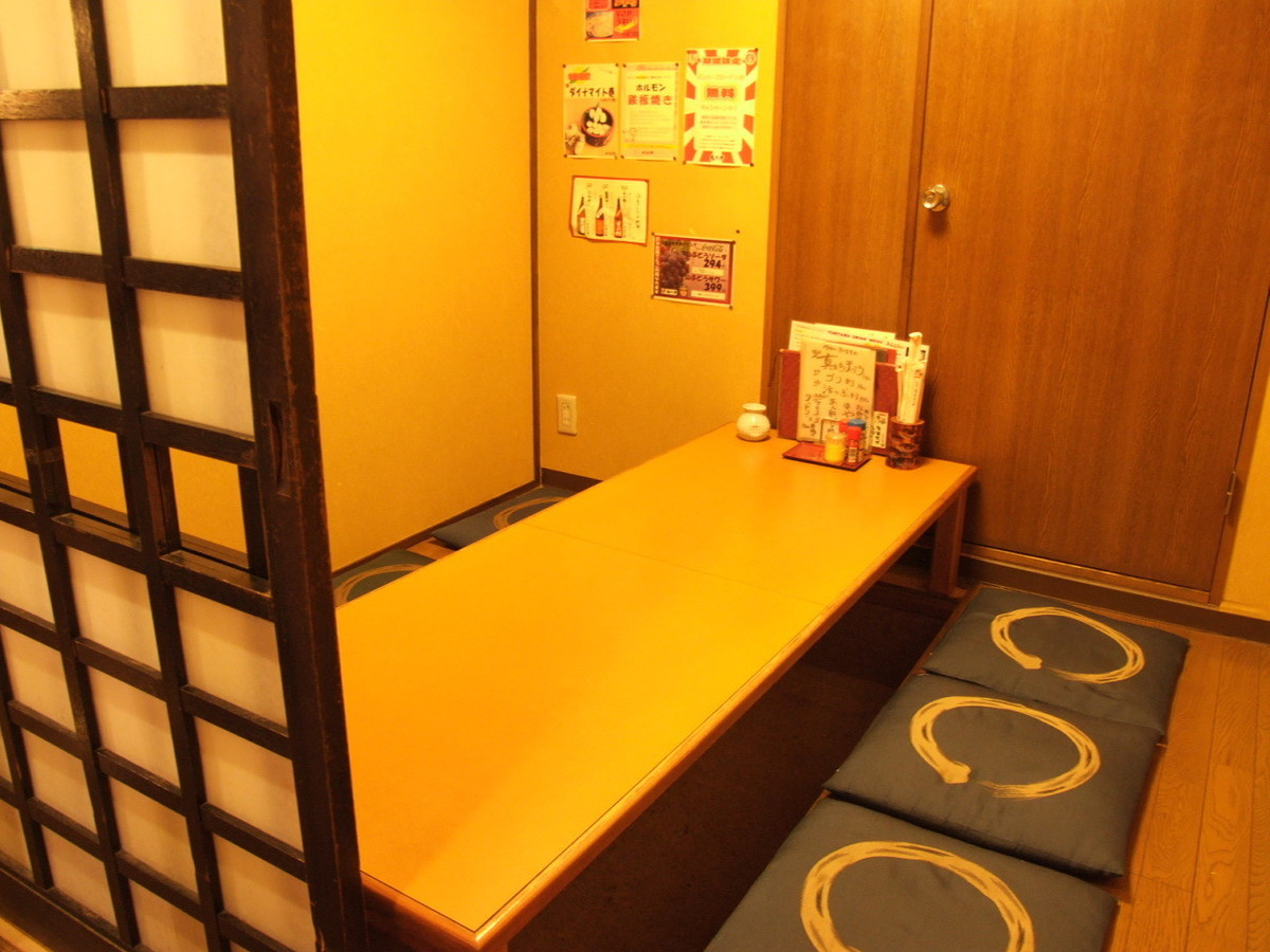 Enhanced 3 to 4 private rooms for relaxation