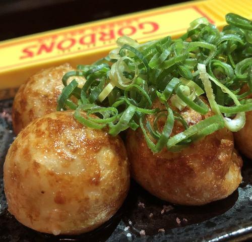 ごま油ねぎ塩/ねぎポン酢/ねぎポン酢マヨ