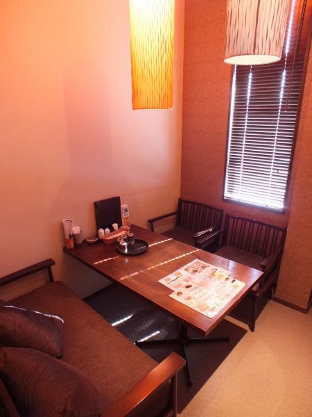 Stylish sofa private room is recommended for Mom meetings and women's meetings there are small children ★
