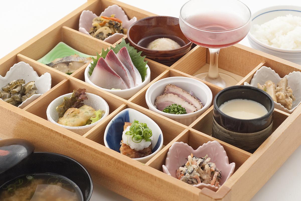 Ajirjo set menu