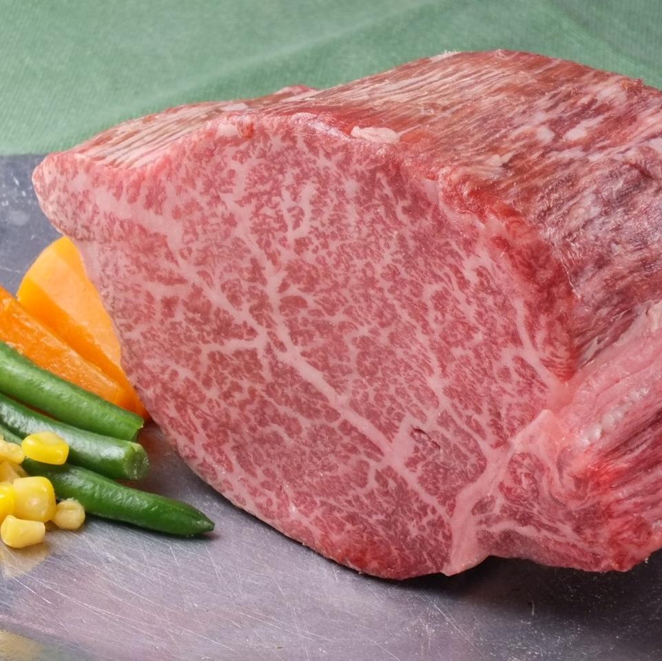 極上の牛肉