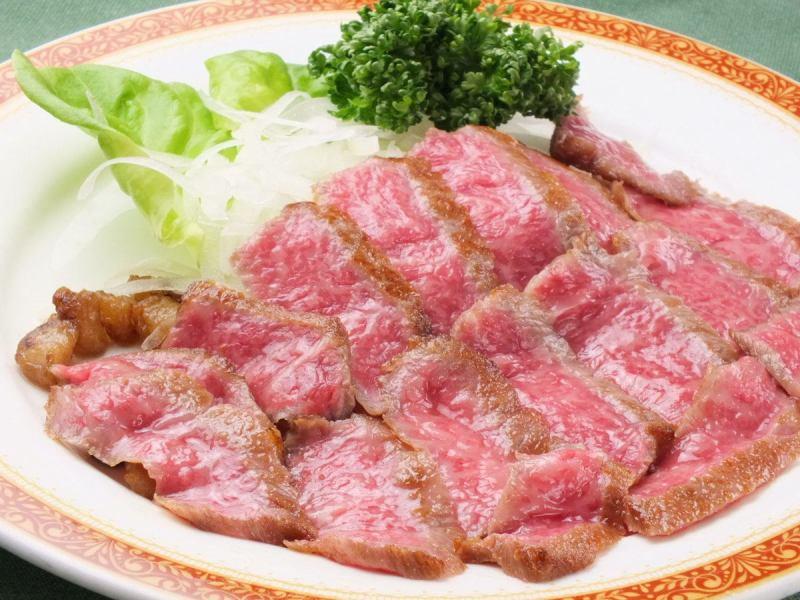 【뒤 메뉴】 쇠고기 카르 파치 오